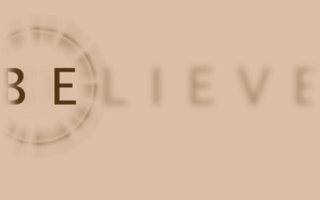Be-Lieve